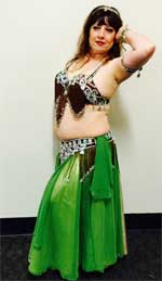 Kathy Wolf Belly Dance Instructor