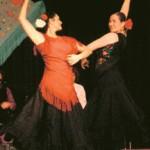 La Fibi Flamenco dance instructor