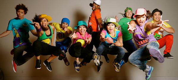 hip hop dance show